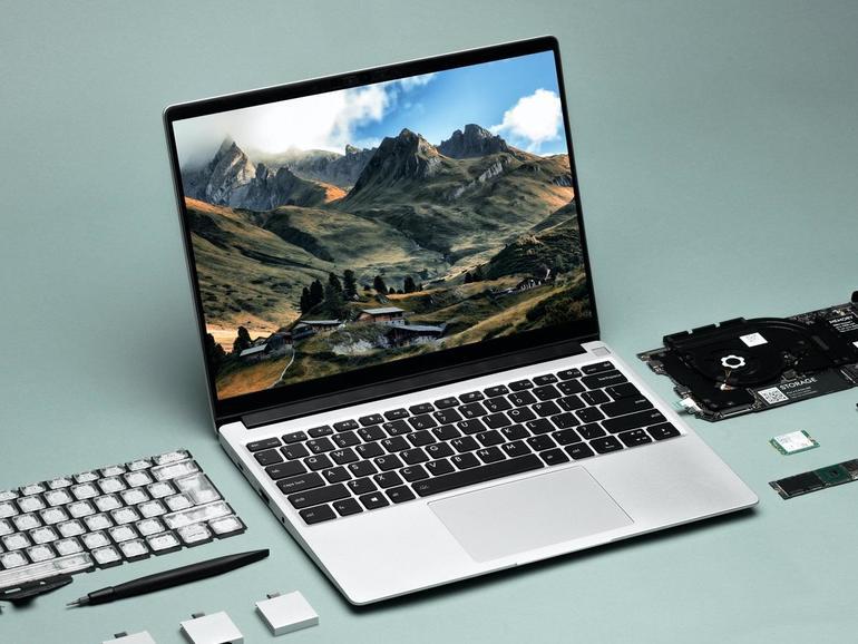 Framework Laptop es un portátil de 13,5 pulgadas fácilmente actualizable que llegará este verano