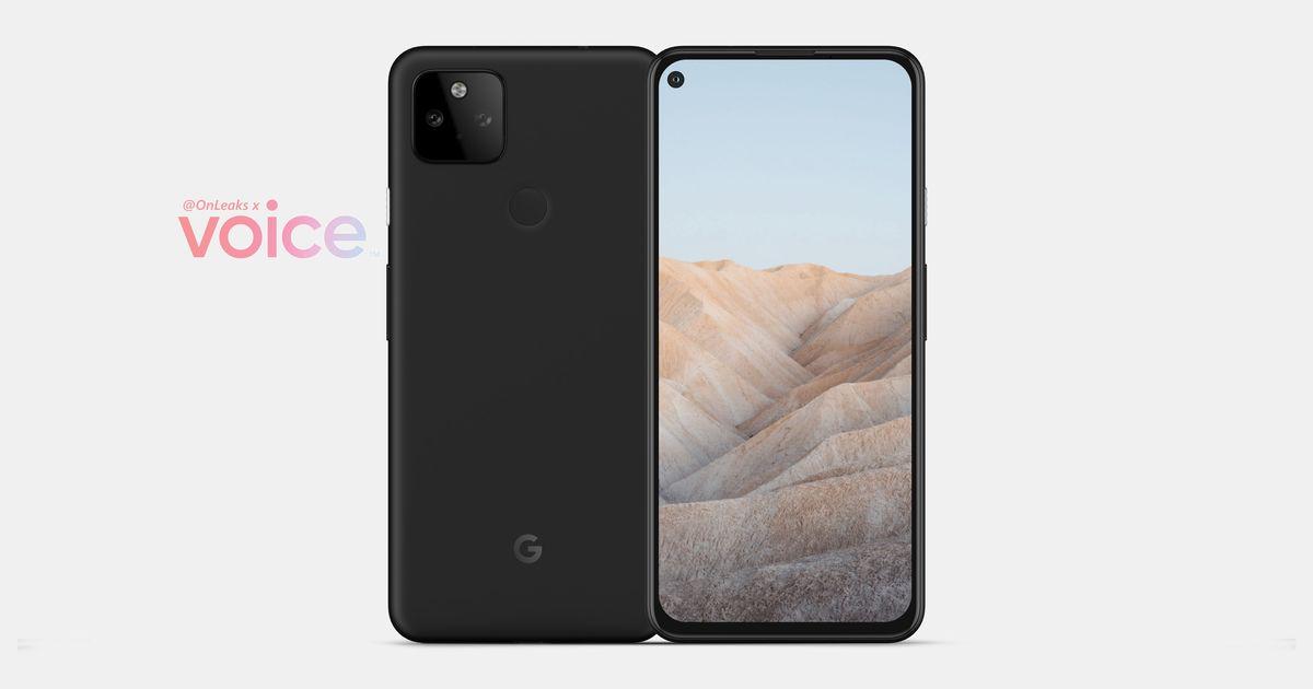 Fugas de Pixel 5a, se ve más o menos igual que Pixel 4a 5G