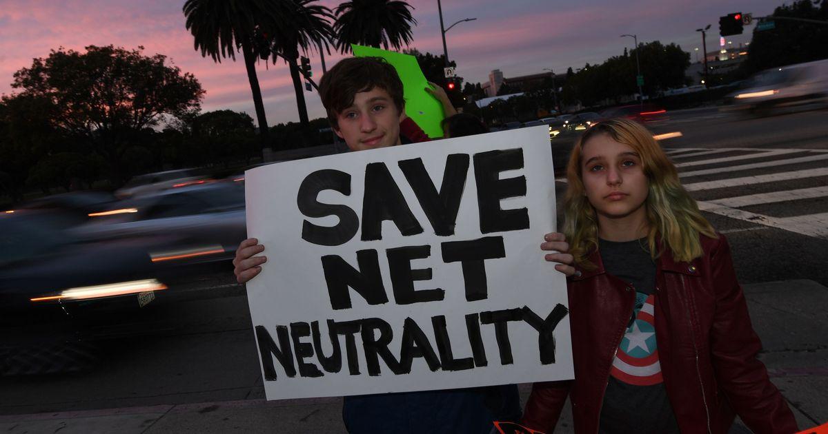 La ley de neutralidad de la red de California es una realidad.  Esto es lo que significa.