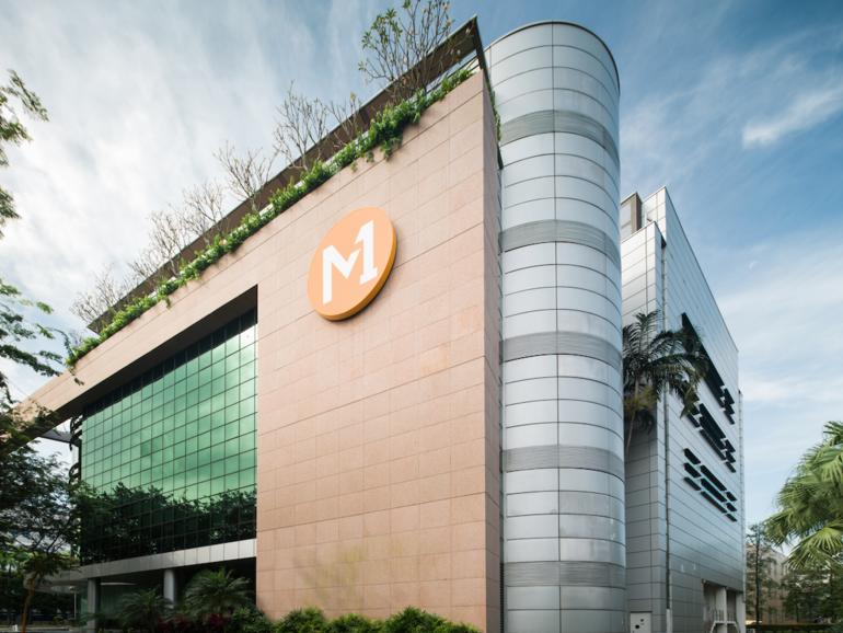 M1 cambia de marca centrándose en las corbatas de Keppel, servicios personalizados
