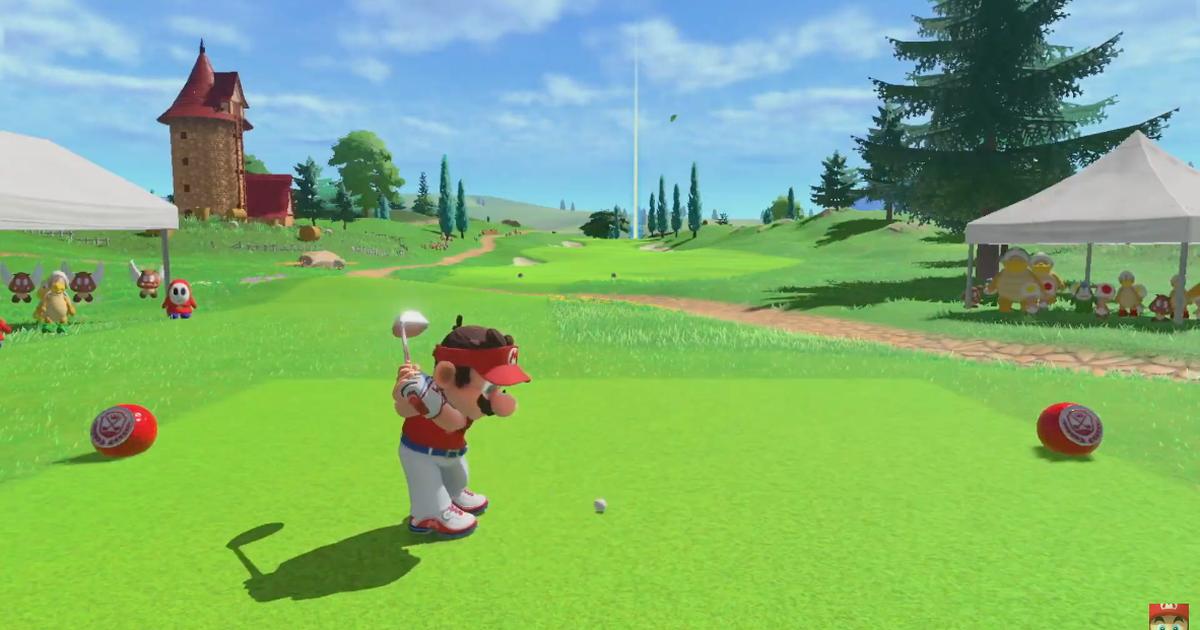 'Mario Golf' y un clásico de Zelda destacan 50 minutos de noticias de Nintendo