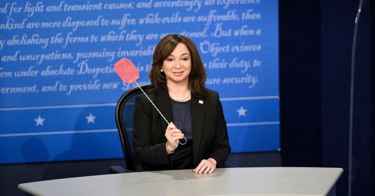 Maya Rudolph será la anfitriona de 'SNL' después de sus muchos cameos de Kamala Harris