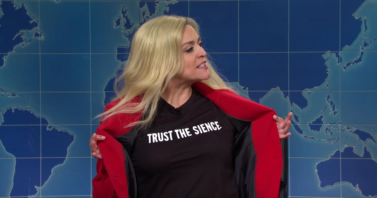 Weekend Update incendia la odiosa idiotez de la representante Taylor Greene en SNL