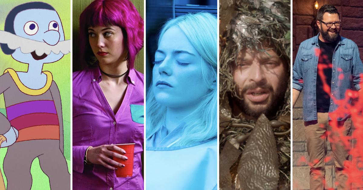 13 cosas para ver en Netflix cuando estás drogado