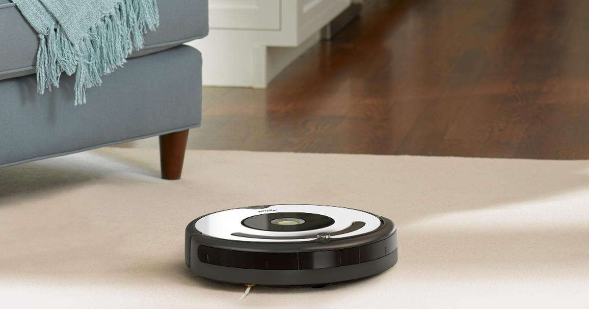 $ 130 de descuento en el iRobot Roomba 670 en Walmart