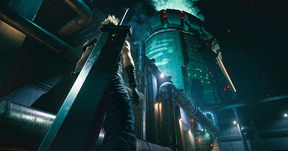 50% de descuento en 'Final Fantasy VII Remake' con actualización gratuita de PS5 en camino