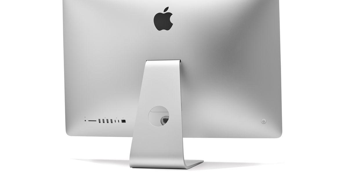 Apple interrumpe dos configuraciones de escritorio iMac más