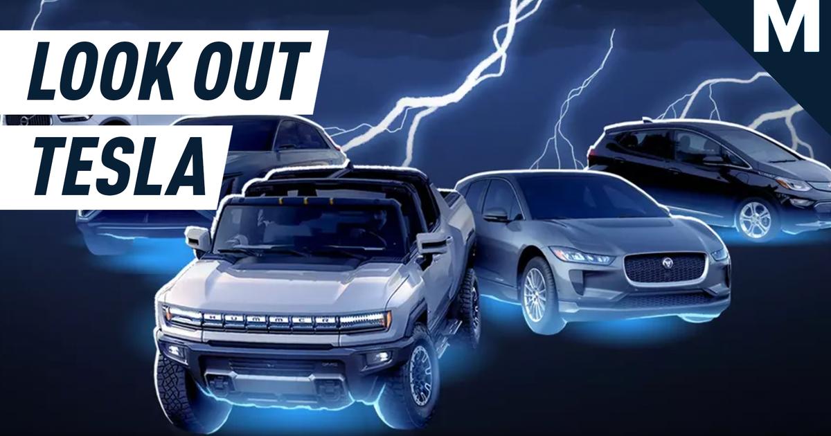Diez compañías de automóviles que buscan la corona de vehículos eléctricos de Tesla