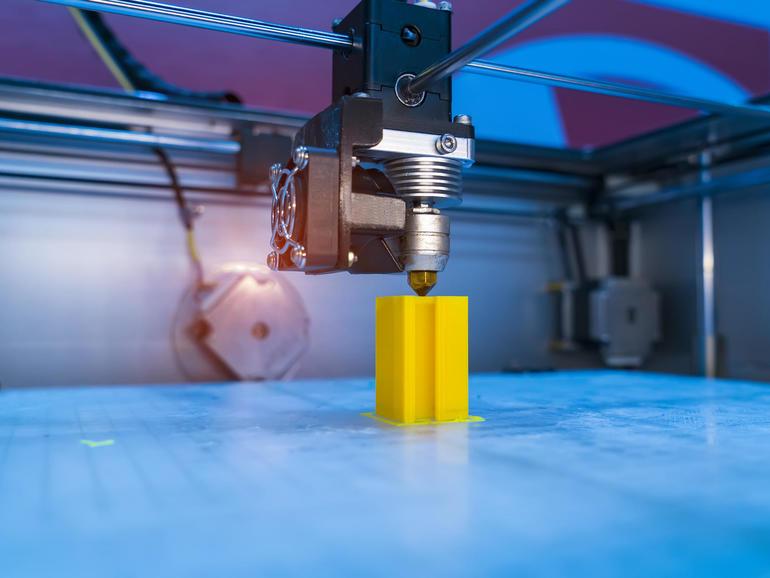 La impresión 3D, el sector de fabricación aditiva se arma a escala