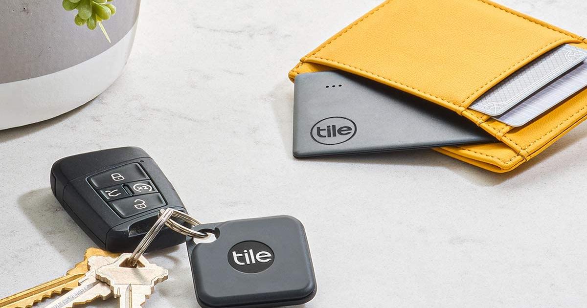 Las mejores ofertas de rastreadores Bluetooth de Tile para el Día de la Madre (oferta en el Reino Unido)