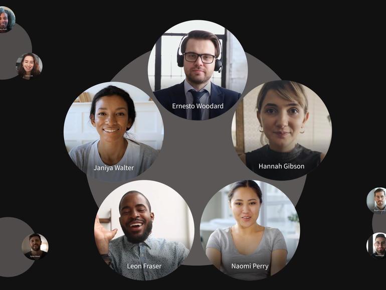 Microsoft Teams y Zoom tienen un nuevo retador (este es, oh, échale un vistazo)