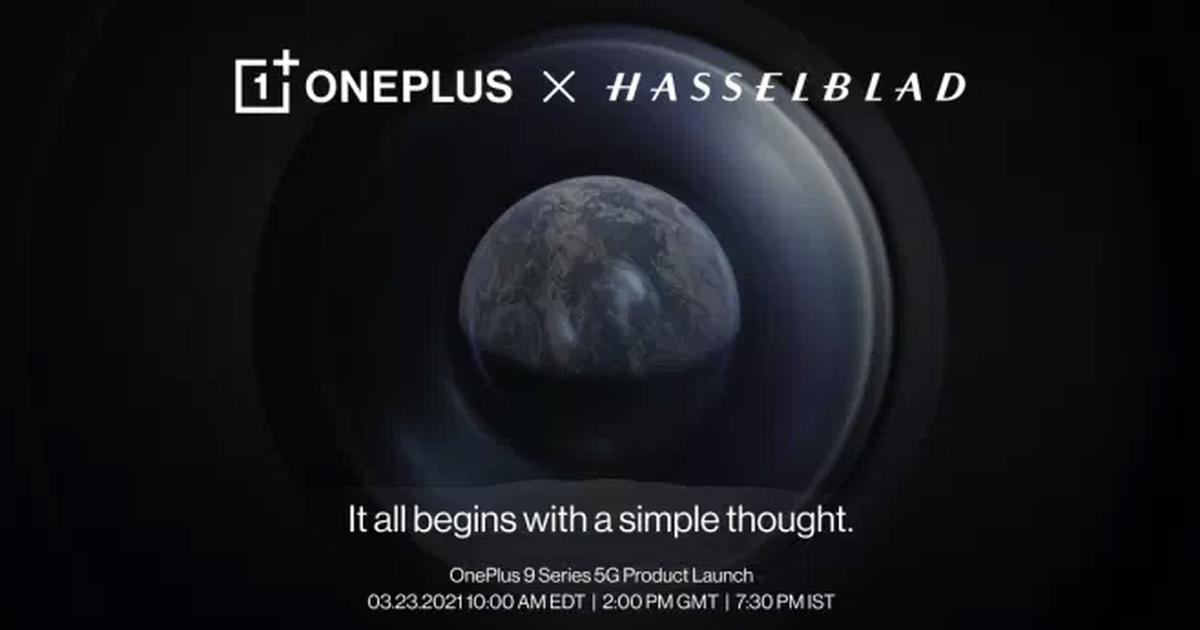 OnePlus 9 llegará en 2 semanas, con una cámara sintonizada por Hasselblad