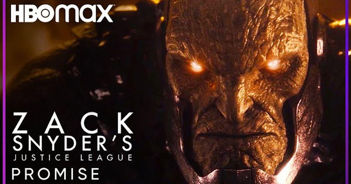 Otro tráiler súper intenso de la 'Liga de la Justicia' de Zack Snyder acaba de lanzarse