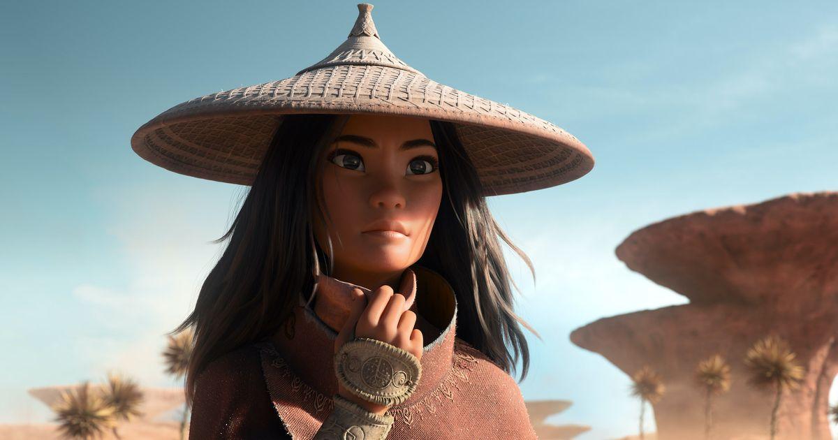 'Raya and the Last Dragon' es una hermosa aventura con un gran corazón