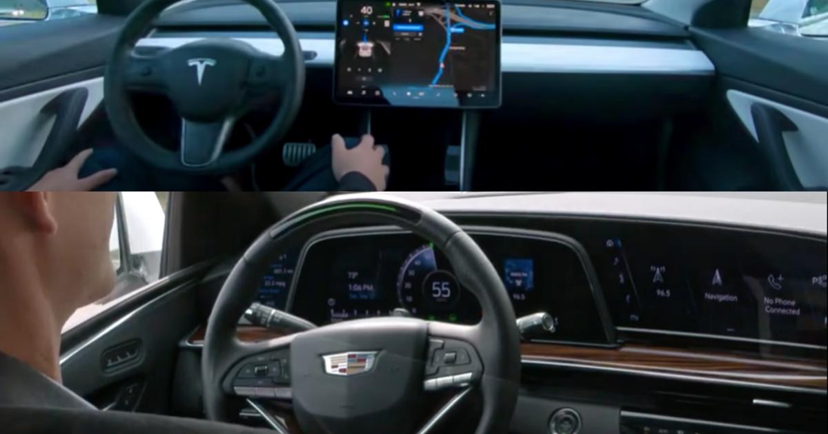 Tesla Autopilot vs GM Super Cruise: Comparación de las funciones de asistencia al conductor