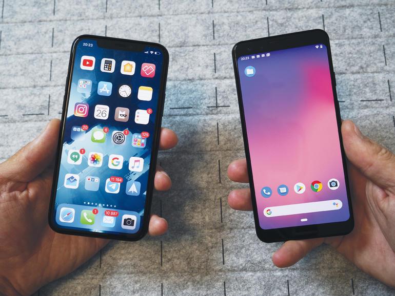 Aquí es donde el iPhone gana a Android