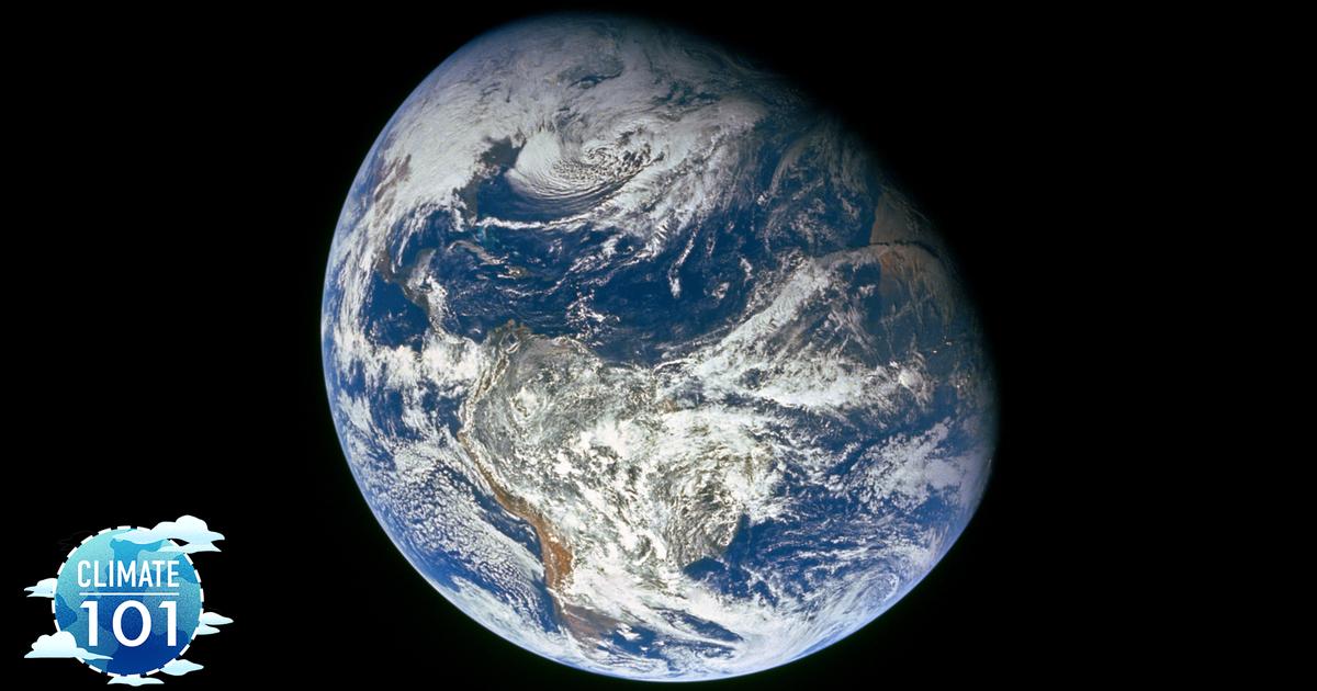 Cómo el cambio climático ha cambiado el eje de la Tierra
