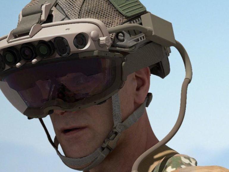El ejército de los EE. UU. Avanza en su acuerdo de 120.000 auriculares basados en HoloLens con Microsoft
