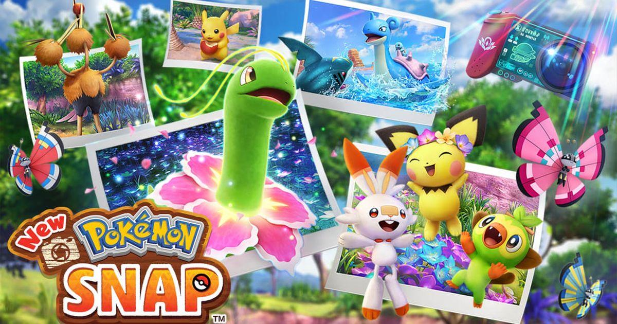 El nuevo Pokémon Snap es simple e infinitamente fascinante: revisión
