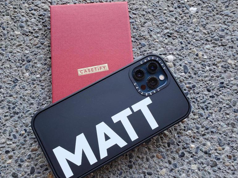 Fundas CASETiFY MagSafe para iPhone 12: protección personalizable con soporte para la tecnología de Apple