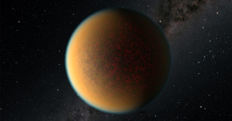 La NASA descubrió un exoplaneta con forma de serpiente que se desprendió y recuperó su propia atmósfera