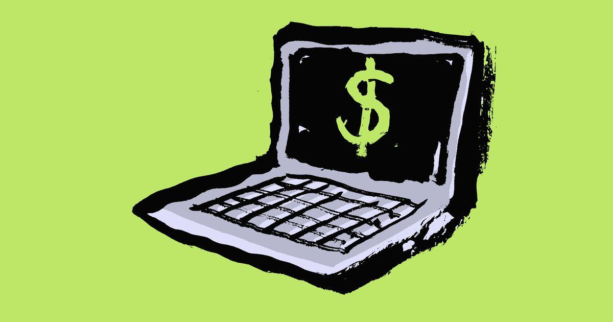 Los creadores están haciendo ventas bancarias ... Hojas de cálculo de Google