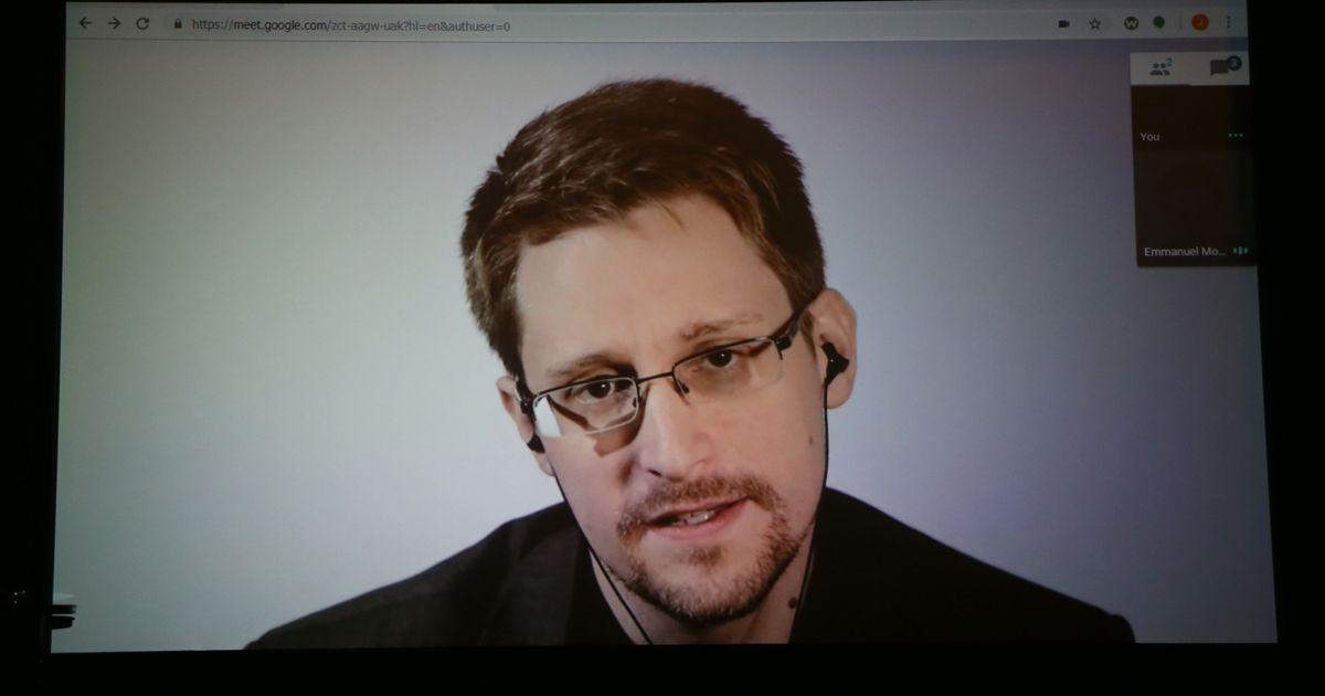 NFT 'Stay Free' de Edward Snowden se acaba de vender por más de $ 5 millones