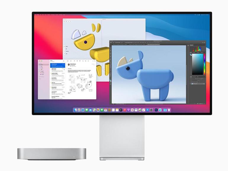 Perder el impuesto de almacenamiento de Apple en Mac M1