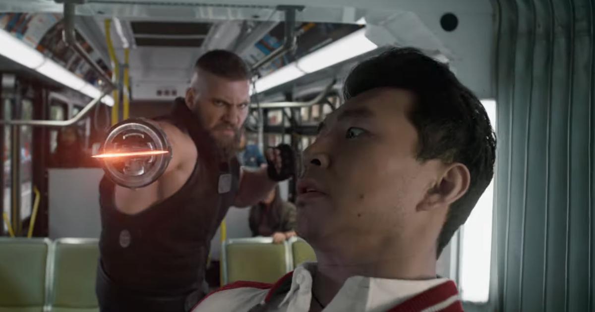 Tráiler de 'Shang-Chi y la leyenda de los diez anillos' de Marvel: Ver