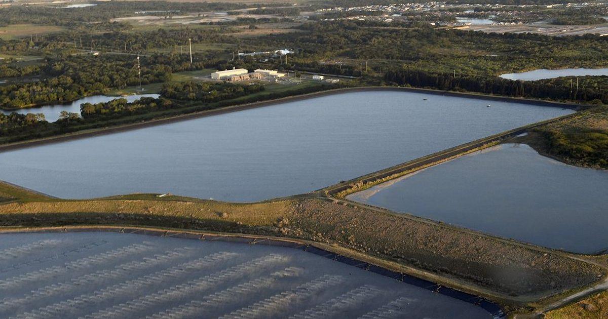 Una amenaza de inundación radiactiva en Florida
