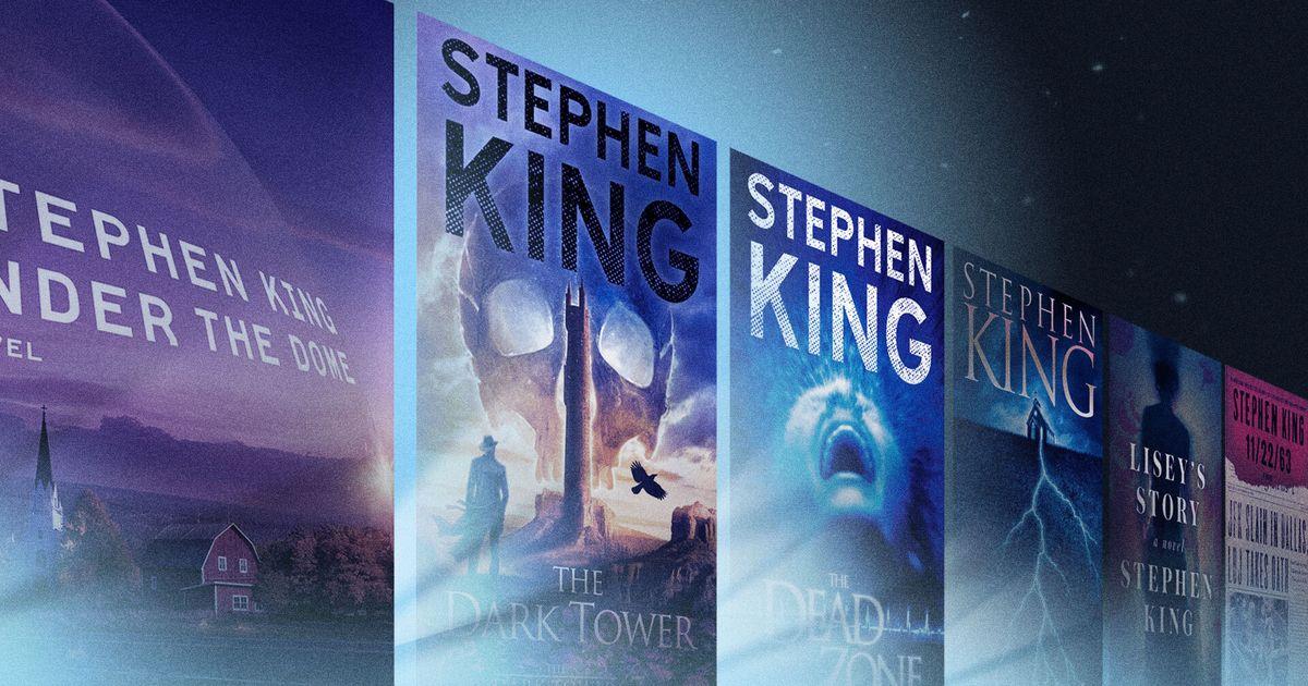 10 de los mejores finales de libros de Stephen King