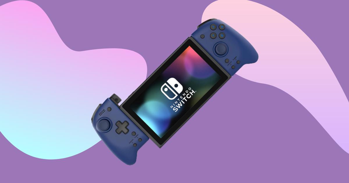Accesorio de control de Nintendo Switch: ahorre casi $ 10 en Amazon