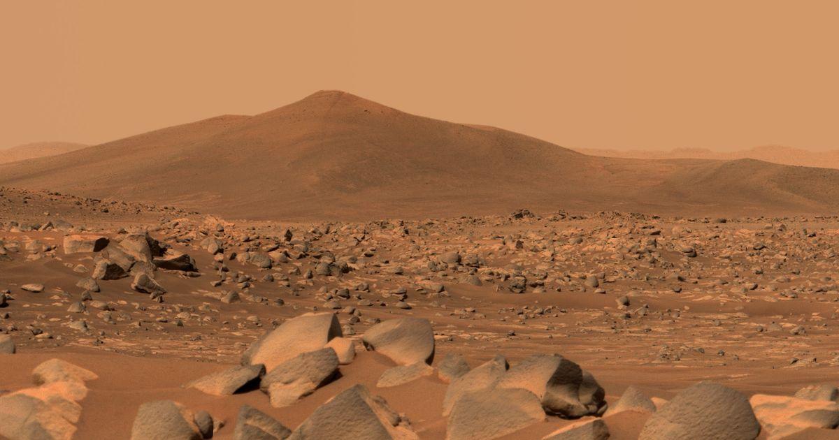 El rover Mars Perseverance comienza oficialmente su gran búsqueda de vidas pasadas