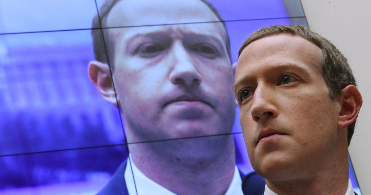 La decisión de la Junta de Supervisión de Facebook sobre Trump es el peor escenario para Mark Zuckerberg