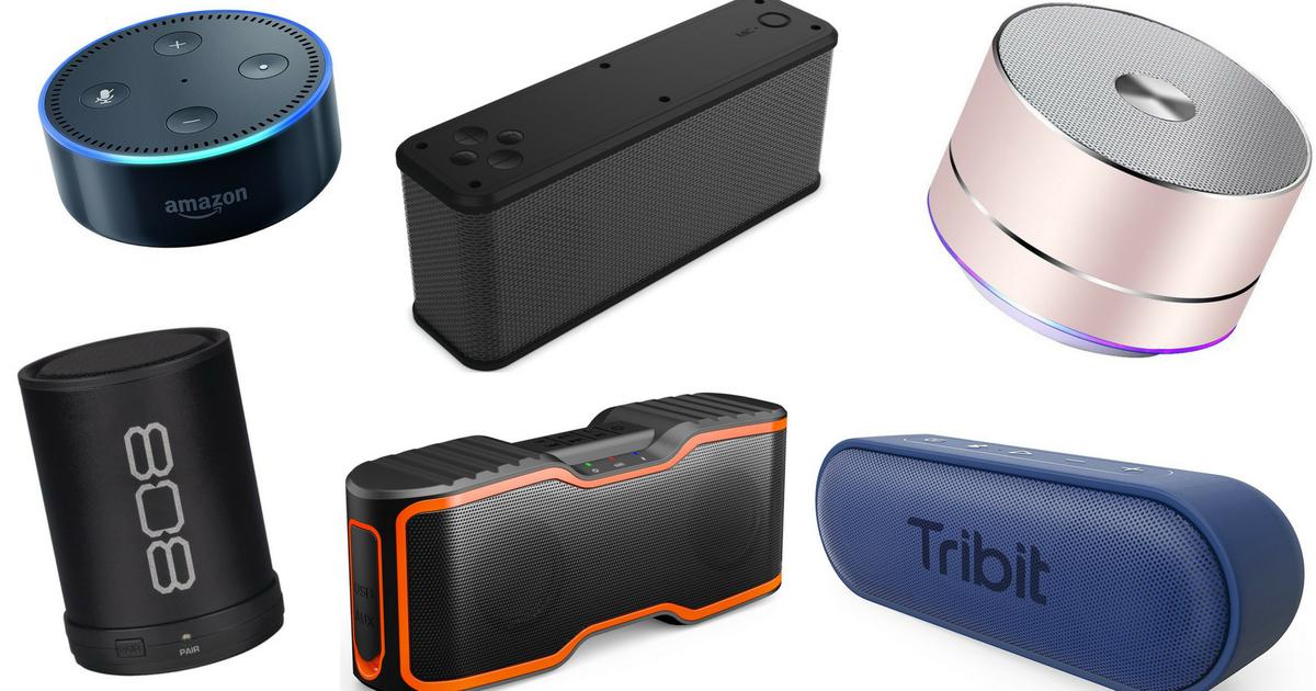 Los mejores altavoces Bluetooth baratos 2021