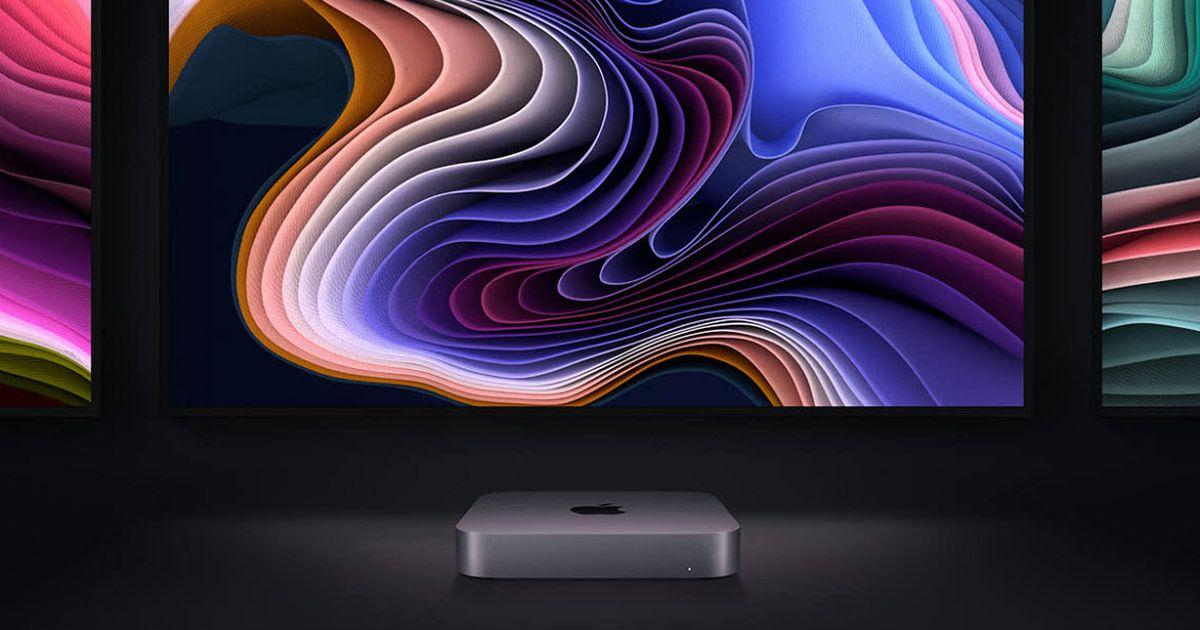 Mac Mini con chip M1 ahora $ 799.99