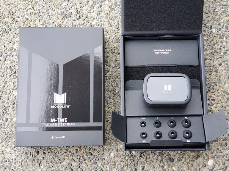 Revisión de Monoprice Monolith M-TWE: auriculares inalámbricos de $ 100 que se balancean con cancelación de ruido, batería de larga duración y excelente revisión de sonido
