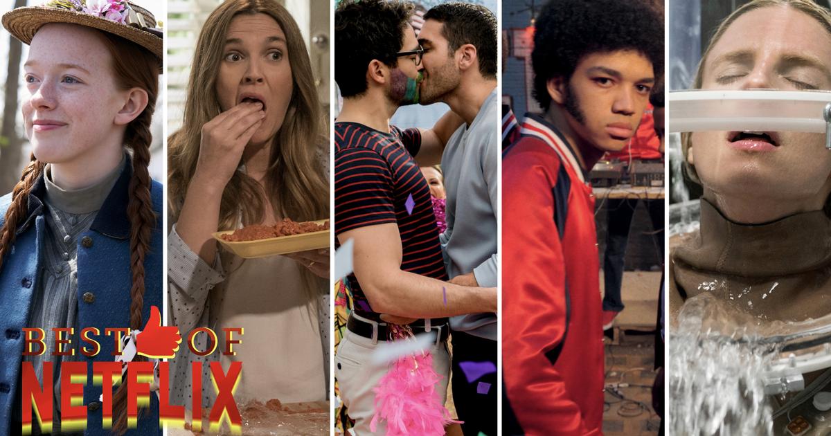 19 programas de televisión más subestimados en Netflix