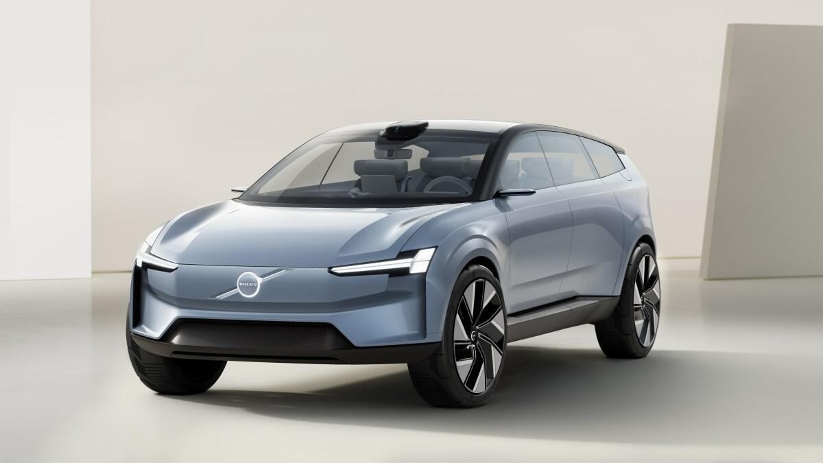 El prototipo de Volvo muestra su futuro totalmente eléctrico