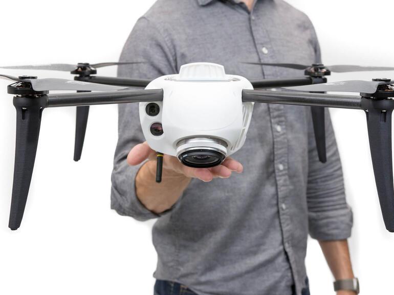 ¿Trabajas en estos sectores?  Así es como los drones pueden ayudar a su balance final