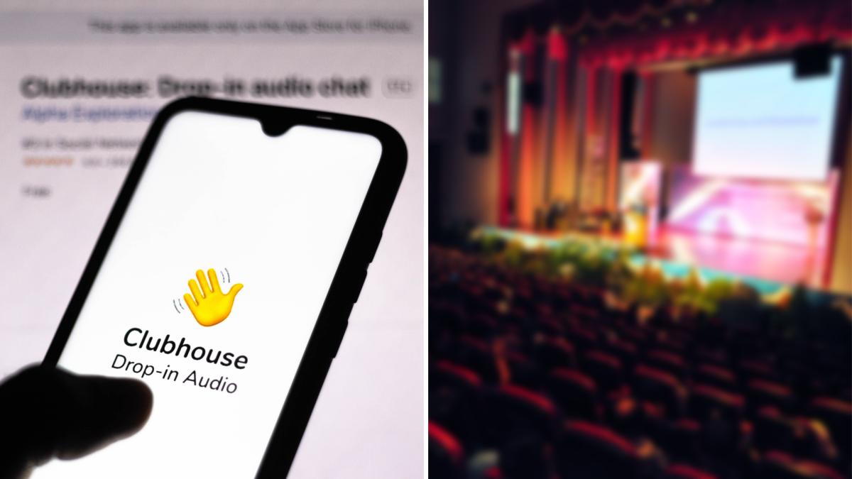 Clubhouse y TED se unirán para ofrecer charlas TED de solo audio