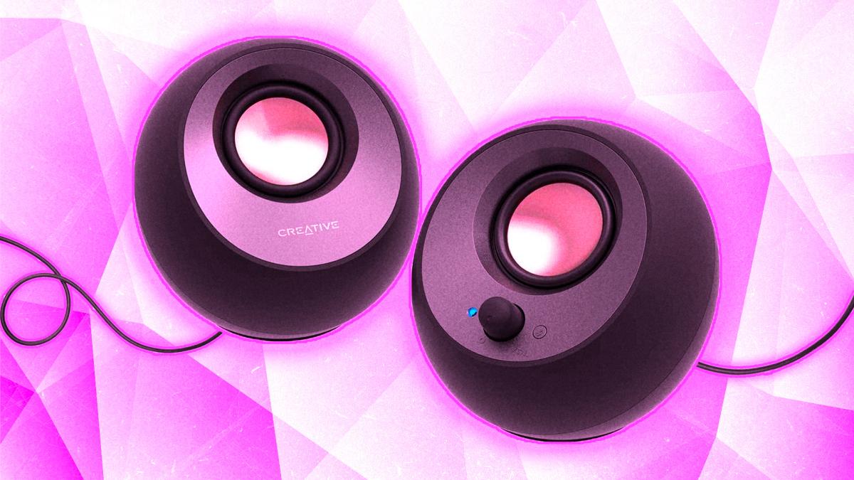 Creative Pebble v3 puede mejorar el audio de su computadora por solo $ 40
