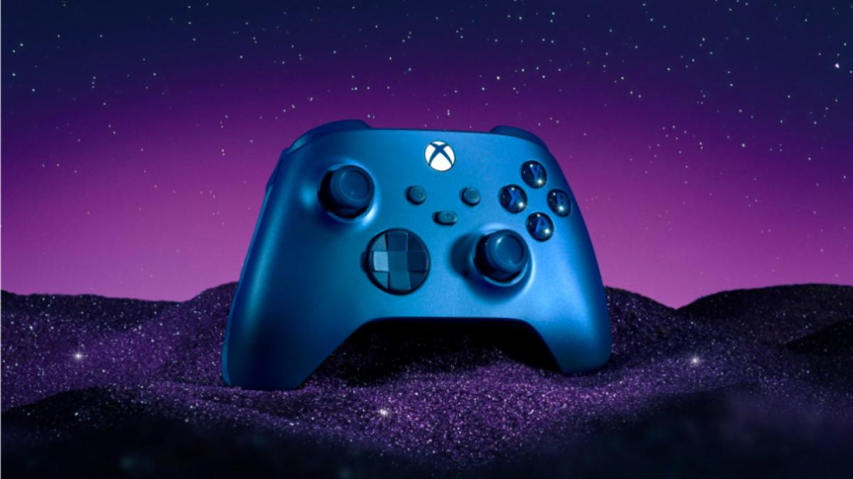 Dónde reservar el controlador de Xbox Aqua Shift Special Edition